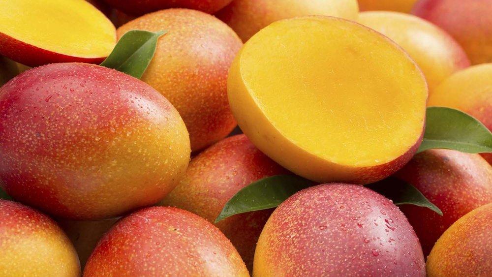 Organic Mangos -
