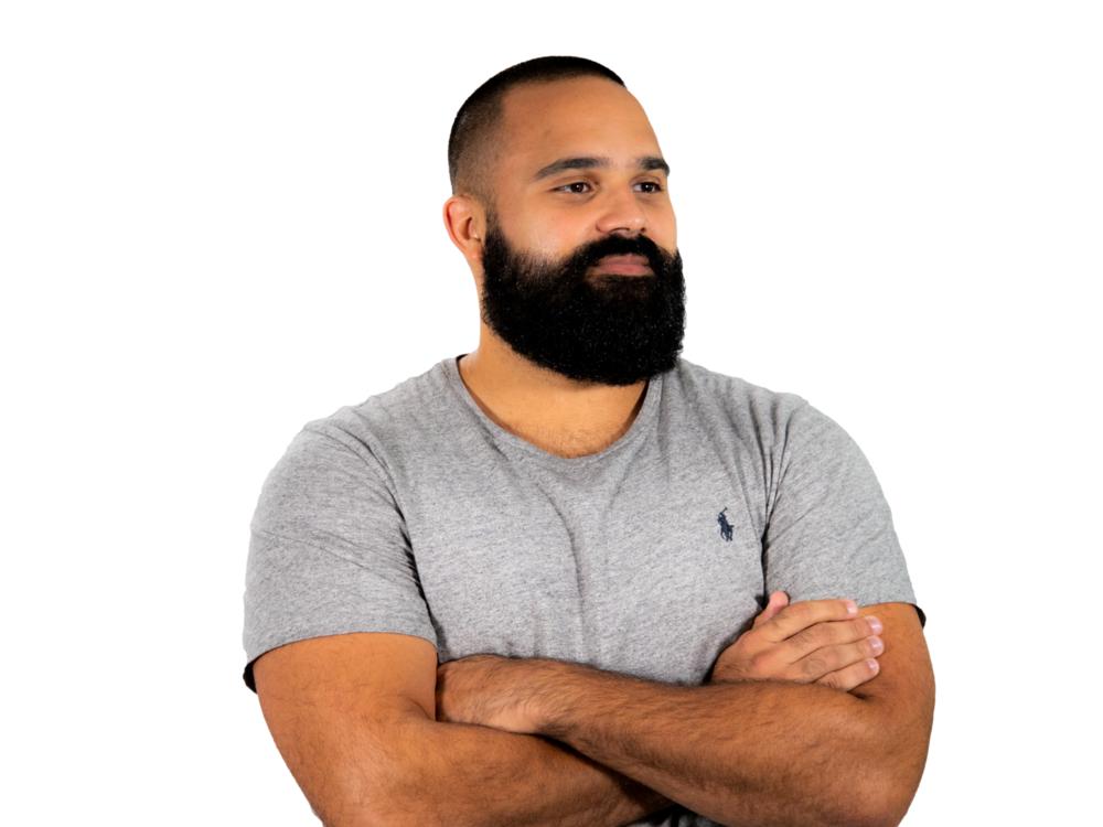 Jesus Rivera - UX/UI Designer