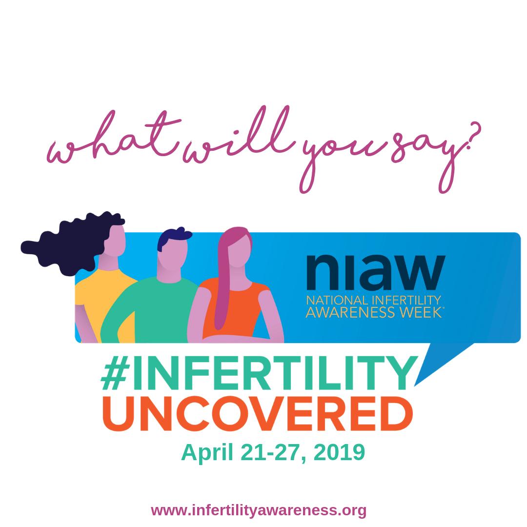 Infertility Awareness Week Interview — Super Tired Mama
