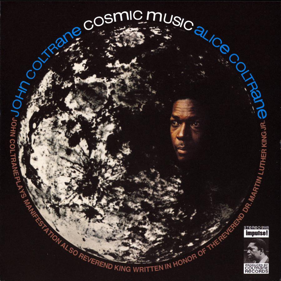 <i>Cosmic Music with John Coltrane</i><br>1968
