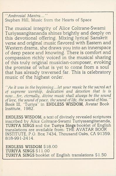 turiya sings liner notes.jpg