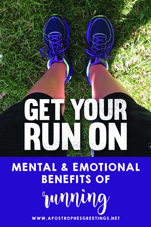 Mental benefits of running