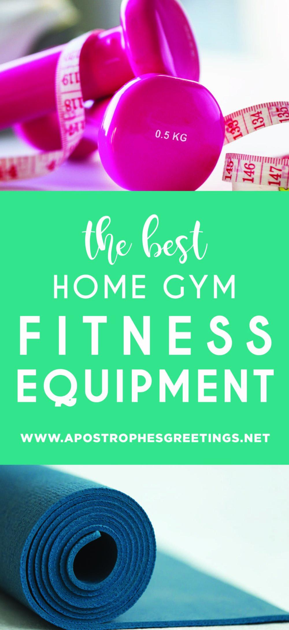 5 home gym essentials, budget friendly