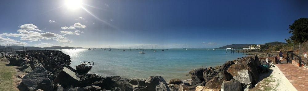 Airlie beach scenic walk