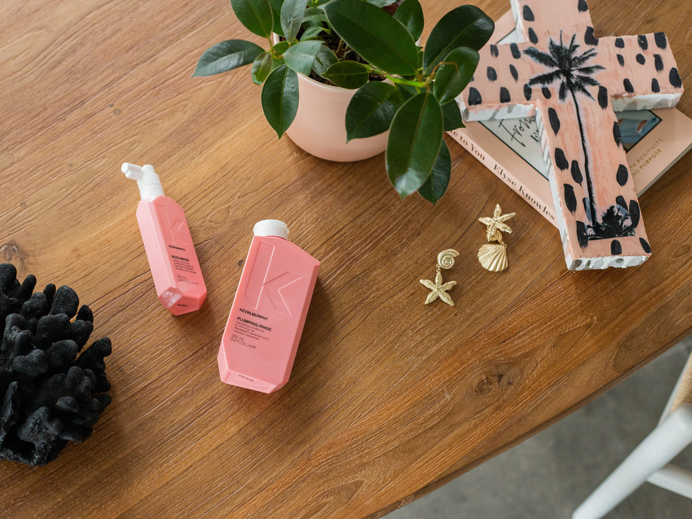 Kevin Murphy for Moosh Hair Studio - Flat Lay Styling & Photography by Tanika Blair - Pink, landscape.jpg