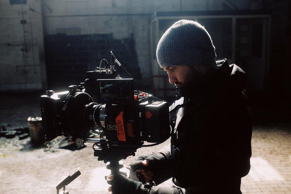 Feature Film Steadicam Operator Washington DC Myles Shank