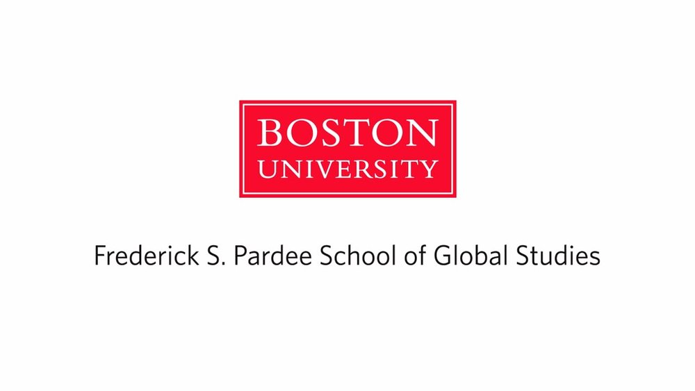 Frederick S. Pardee School of Global Studies | Boston University