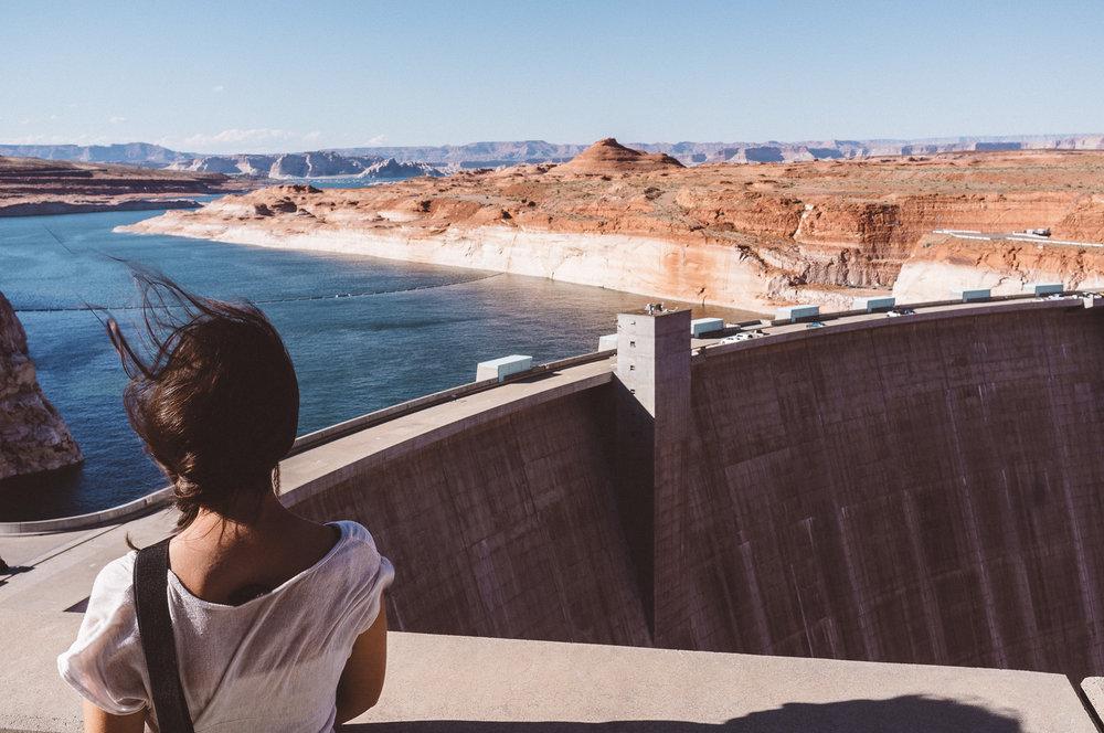 thomas wywrot photography photographer travel camping road trip camera vsco portra fuji fujifilm x100 glen canyon dam arizona