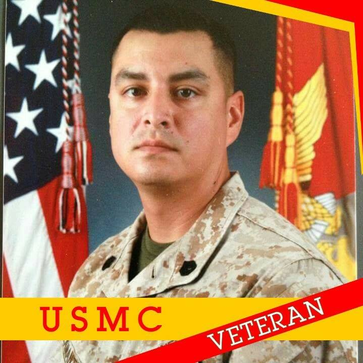 Erik Talamante, USMC     March 30th, 2018 Winner