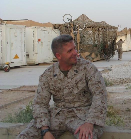 Matt Foster, USMC    May 4th, 2018 Winner