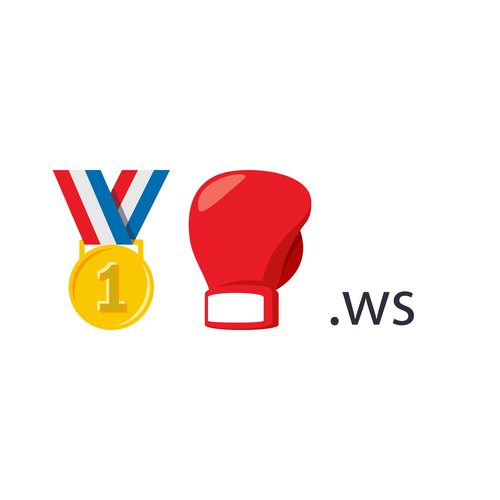 gold medal boxing emojiempires premium branded emoji domains