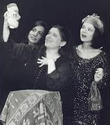 Helena Webb, Kate Mailer, & Amy Wilson