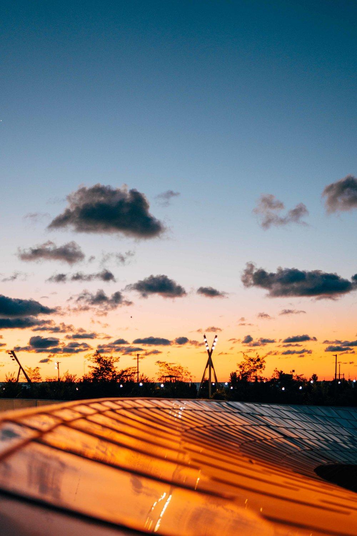 36-hours-in-chicago-sunrise-in-millenium-park