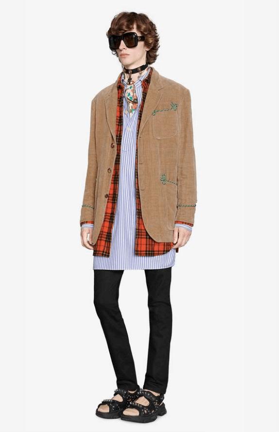 Gucci…fashion?