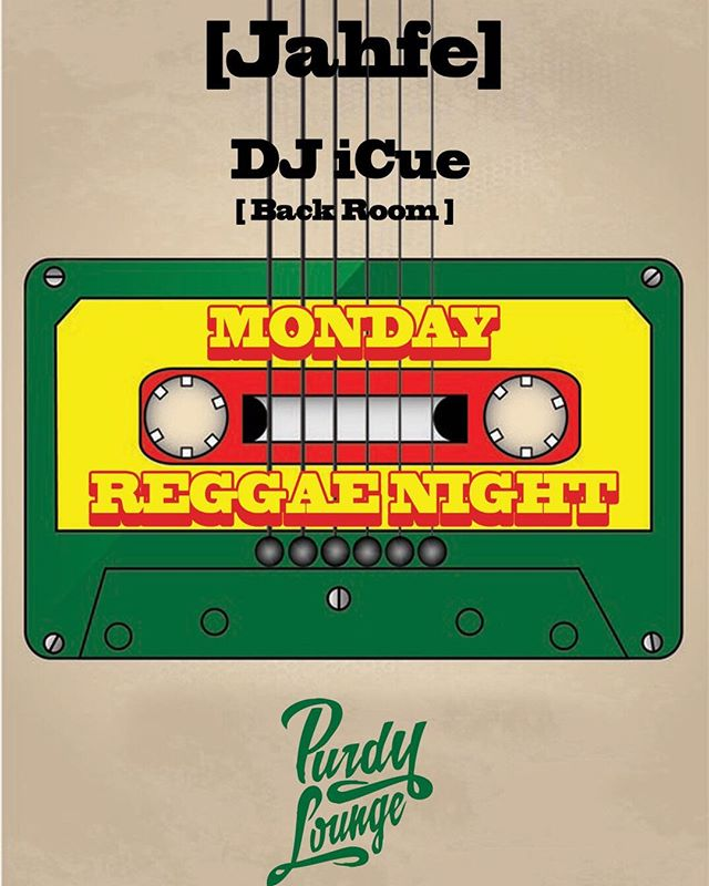 Jahfé at Purdy Lounge on Monday. #freeallnight