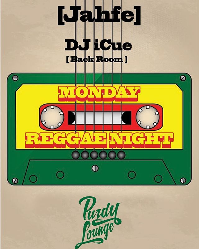 live tomorrow (Monday) night at Purdy Lounge.  No cover all night.