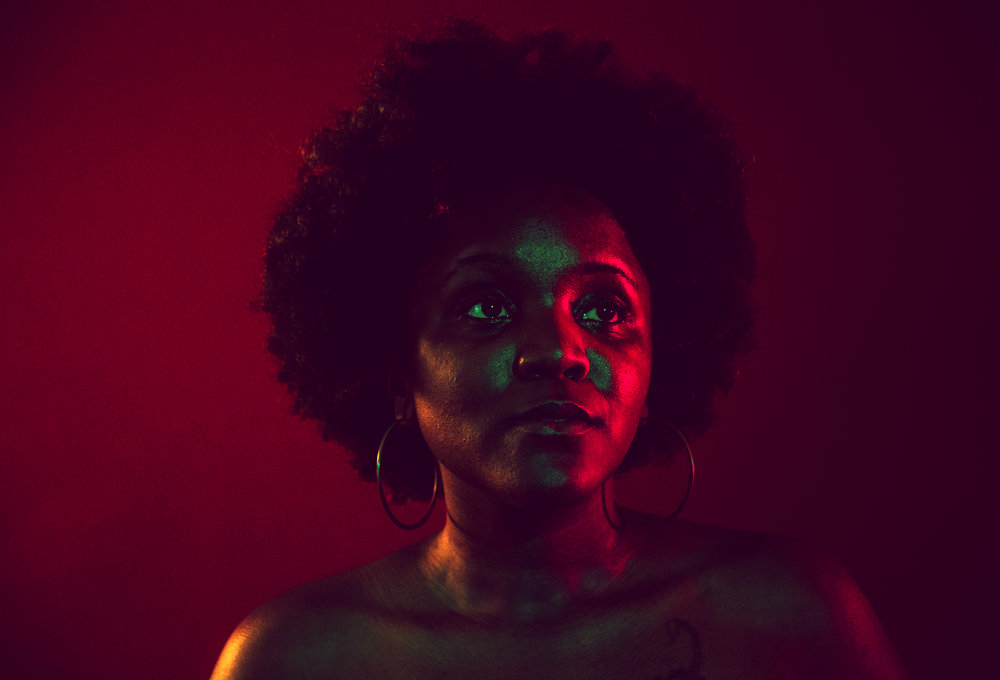 ECSTATIC NUDES   Reclaiming the Black female nude through embodied elated resistance #BlackJoy