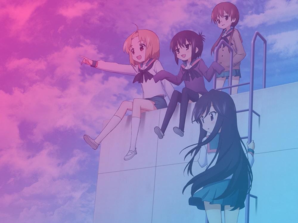 Happy Snow - Fukuhara Kaori, Yuki Aoi, Kotobuki Minako, Uchiyama Yumi