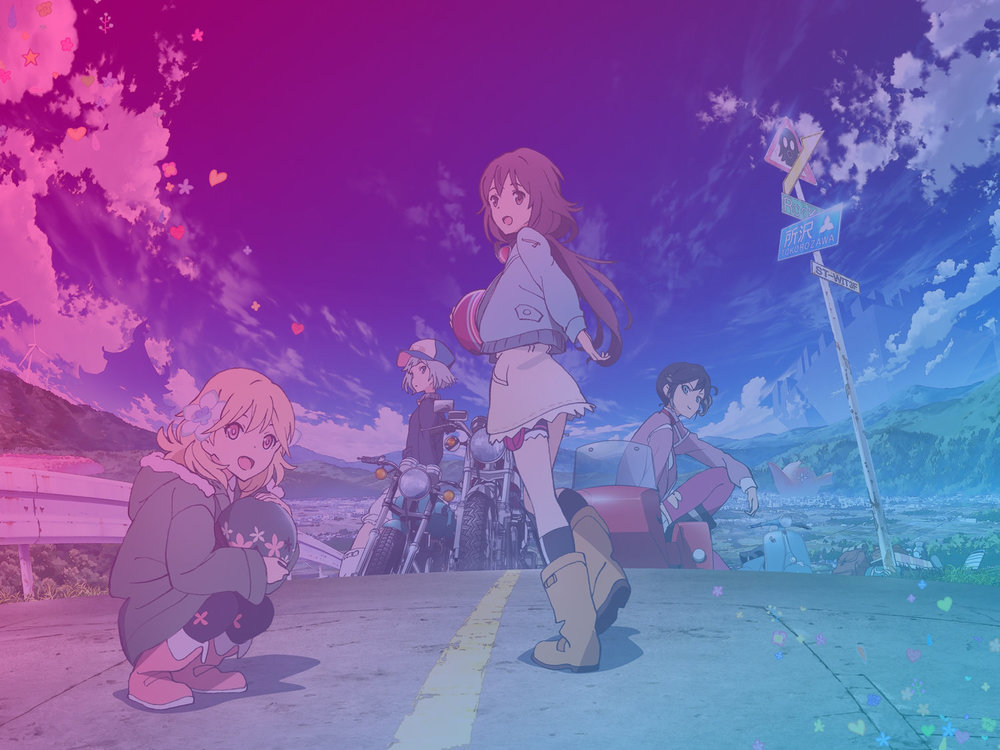 Aozora - Ozawa Ari, Hidaka Rina, Taneda Risa, Hanamori Yumiri