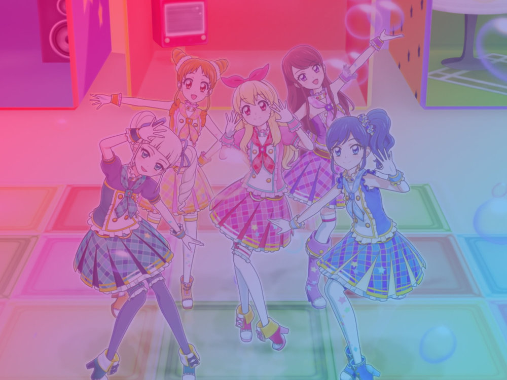 fashion check! - Waka • Furi • Sunao • Remi • Moe from STAR☆ANIS