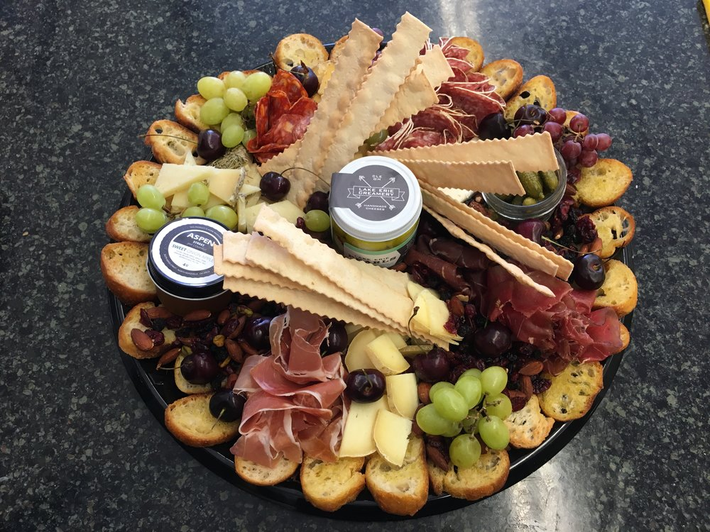 Cheese & Charcuterie Boards for your next party or event.