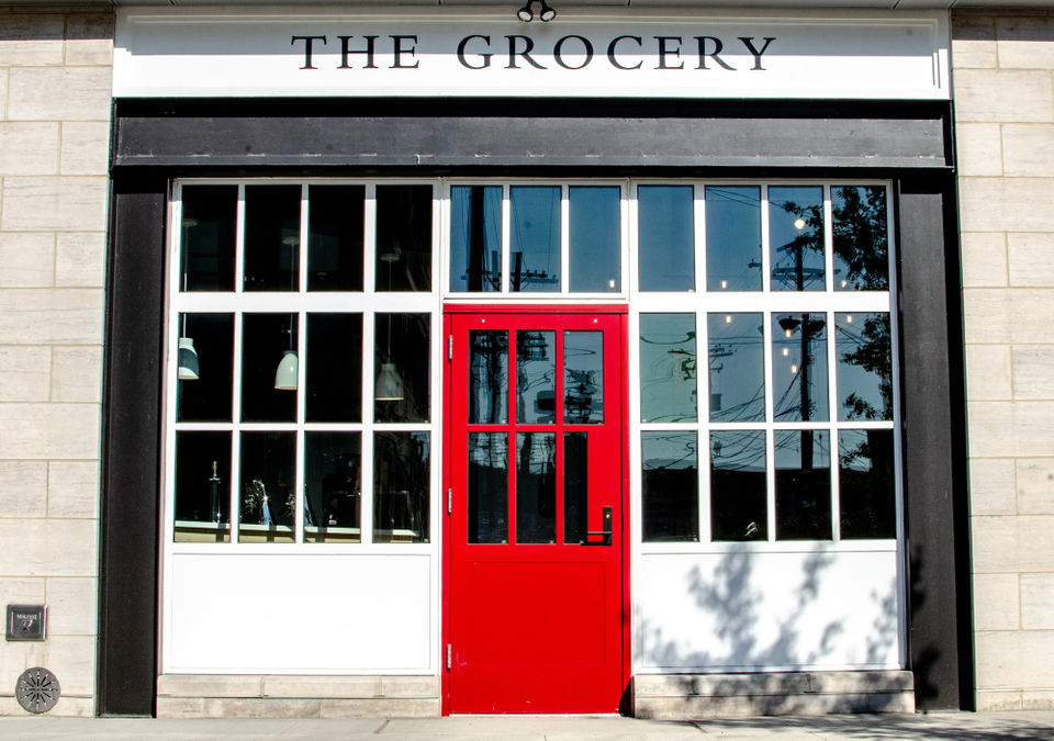 The Grocery on Detroit Avenue - 2600 Detroit Ave, Cleveland, OH 44113Stocks: Cheese & mustard's