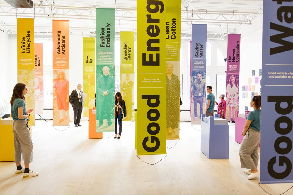 Fashion for Good   Marketing & Communications Strategy   As interim Communications Lead, I managed a team in building Fashion for Good's marketing, communications, events and digital strategy during its pivotal first year of operations.