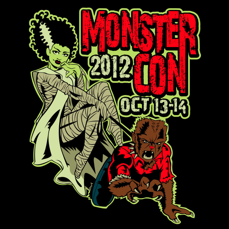 Monster Con Logo