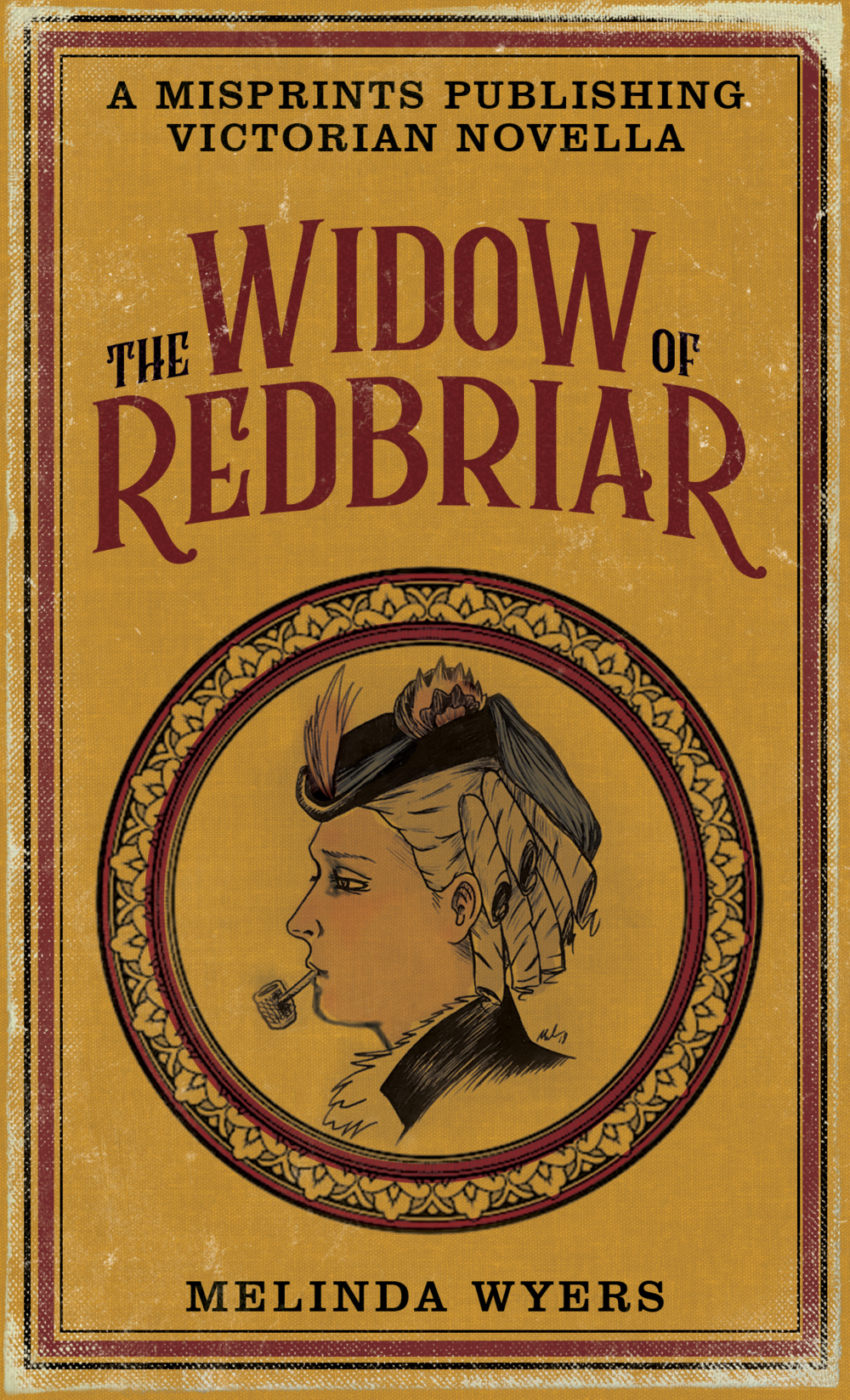 The Widow of Redbriar - My first book is set to come out on January 15th 2019. Keep an eye out on this page for links to amazon, ibooks, and more.