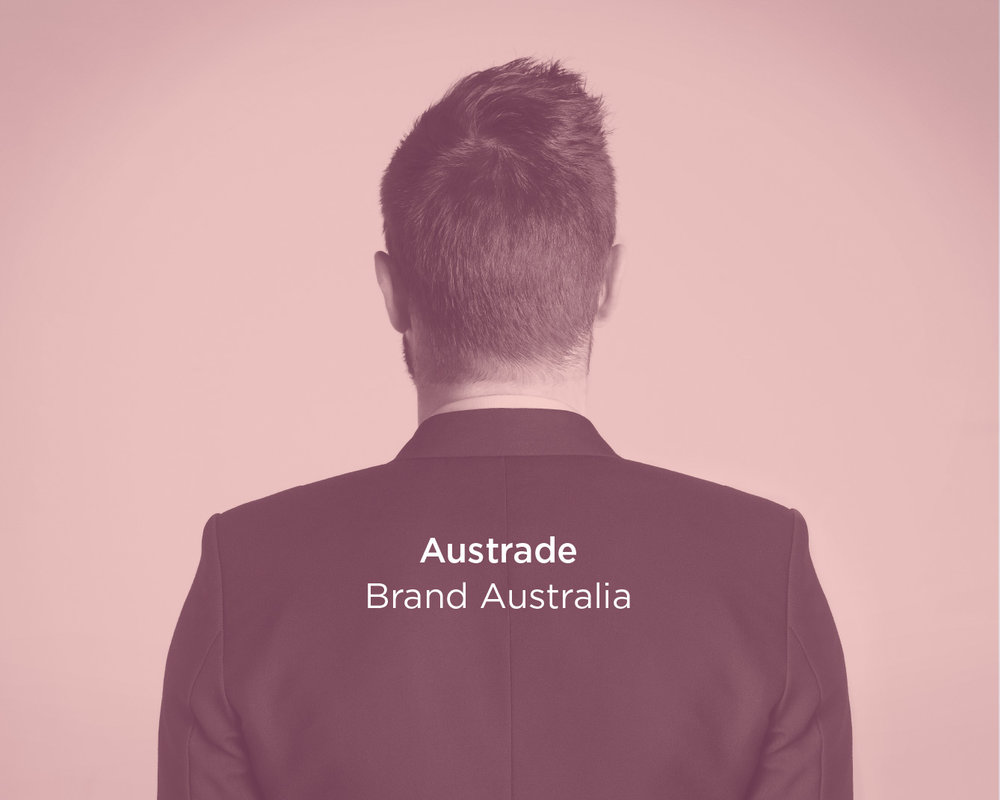 Client Work - Austrade brochure