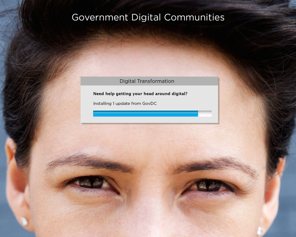 Client Work - Gov. Digital Communities