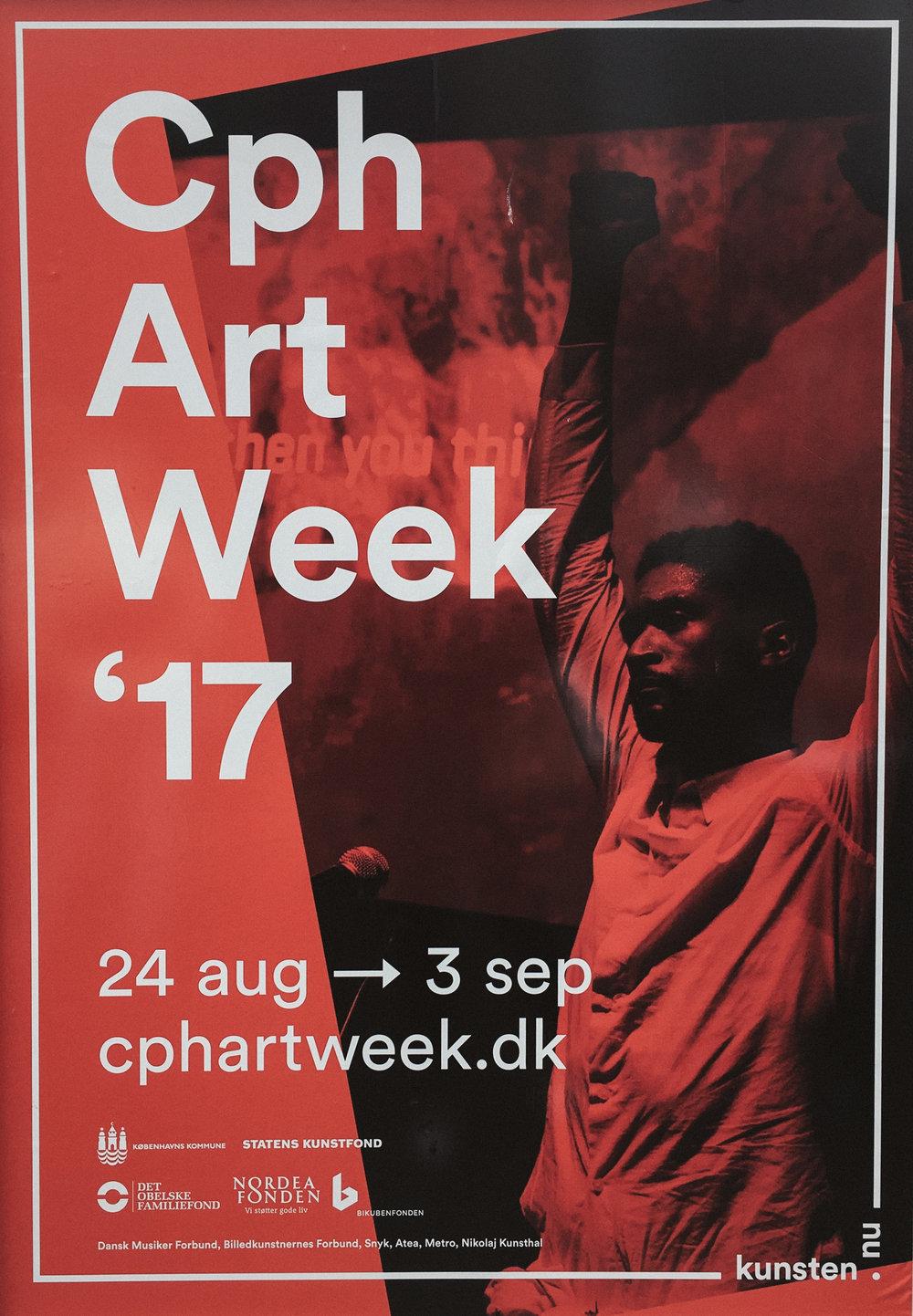 copenhagen artweek 2017