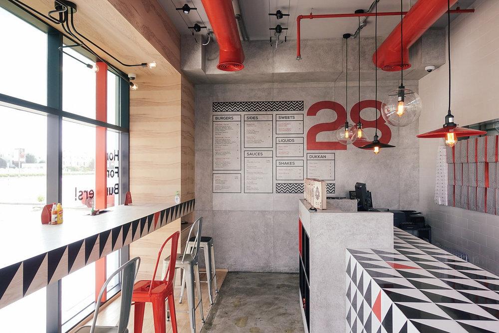 Burger 28 Abu Dhabi