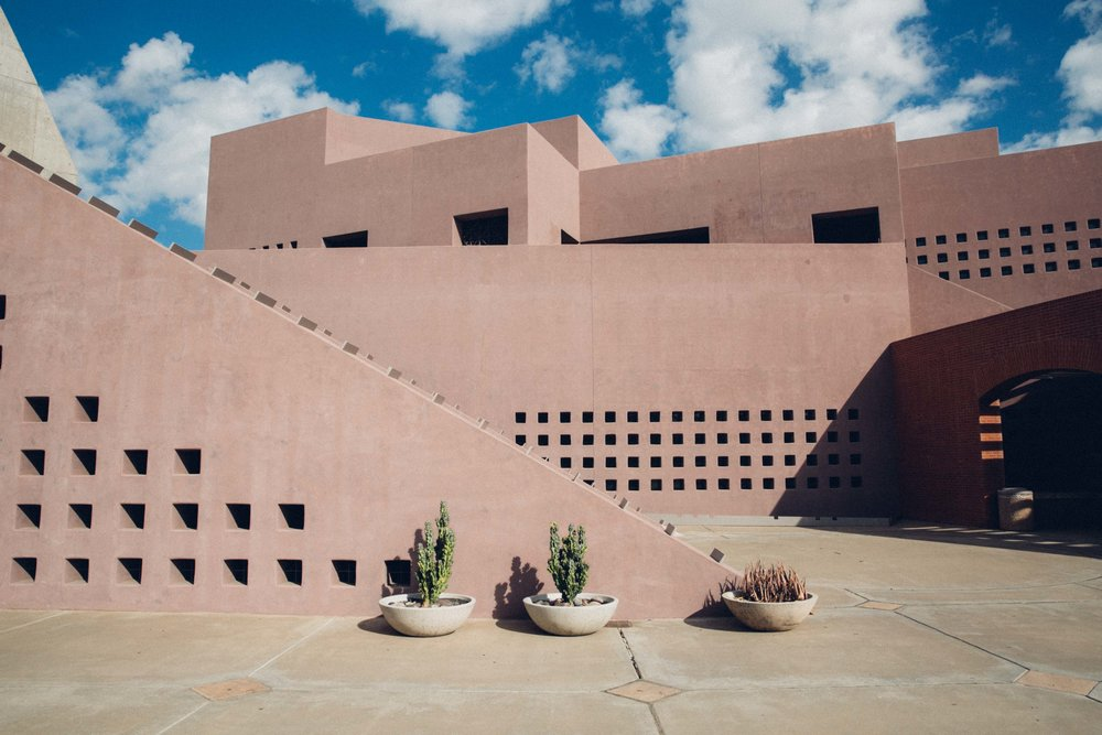ASU art building architecture