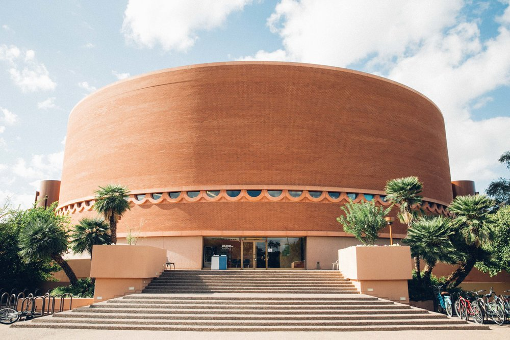 circular auditorium Arizona State University