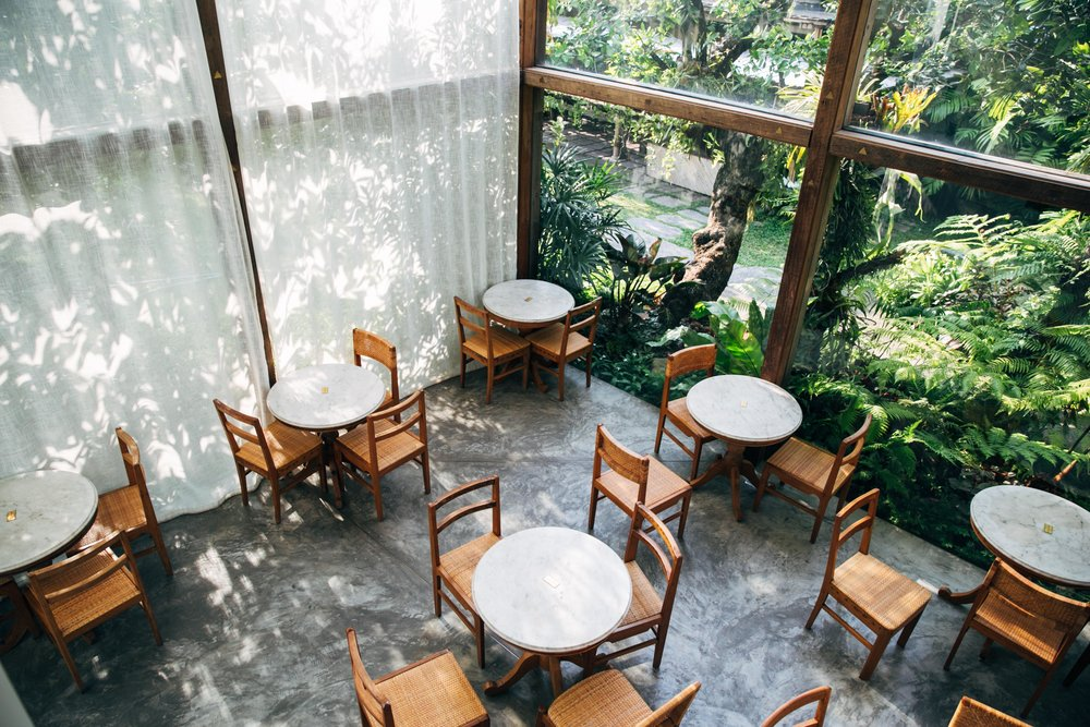 Organic Cafe Bangkok