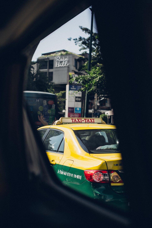 taxi taxi bangkok