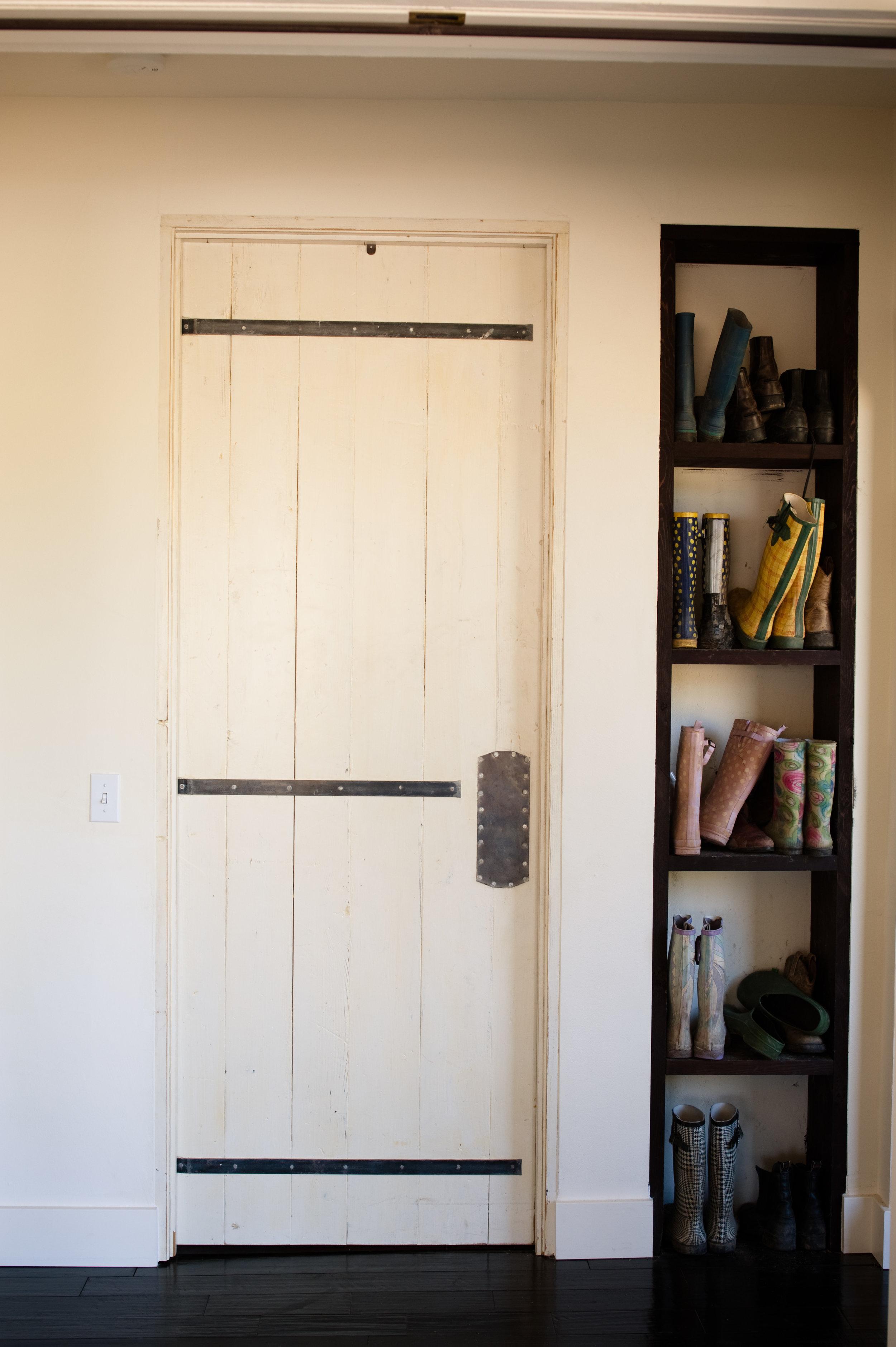 Plank Doors Ben Riddering