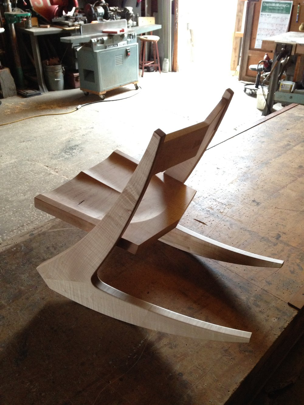 ben-riddering-modern-rocking-chair