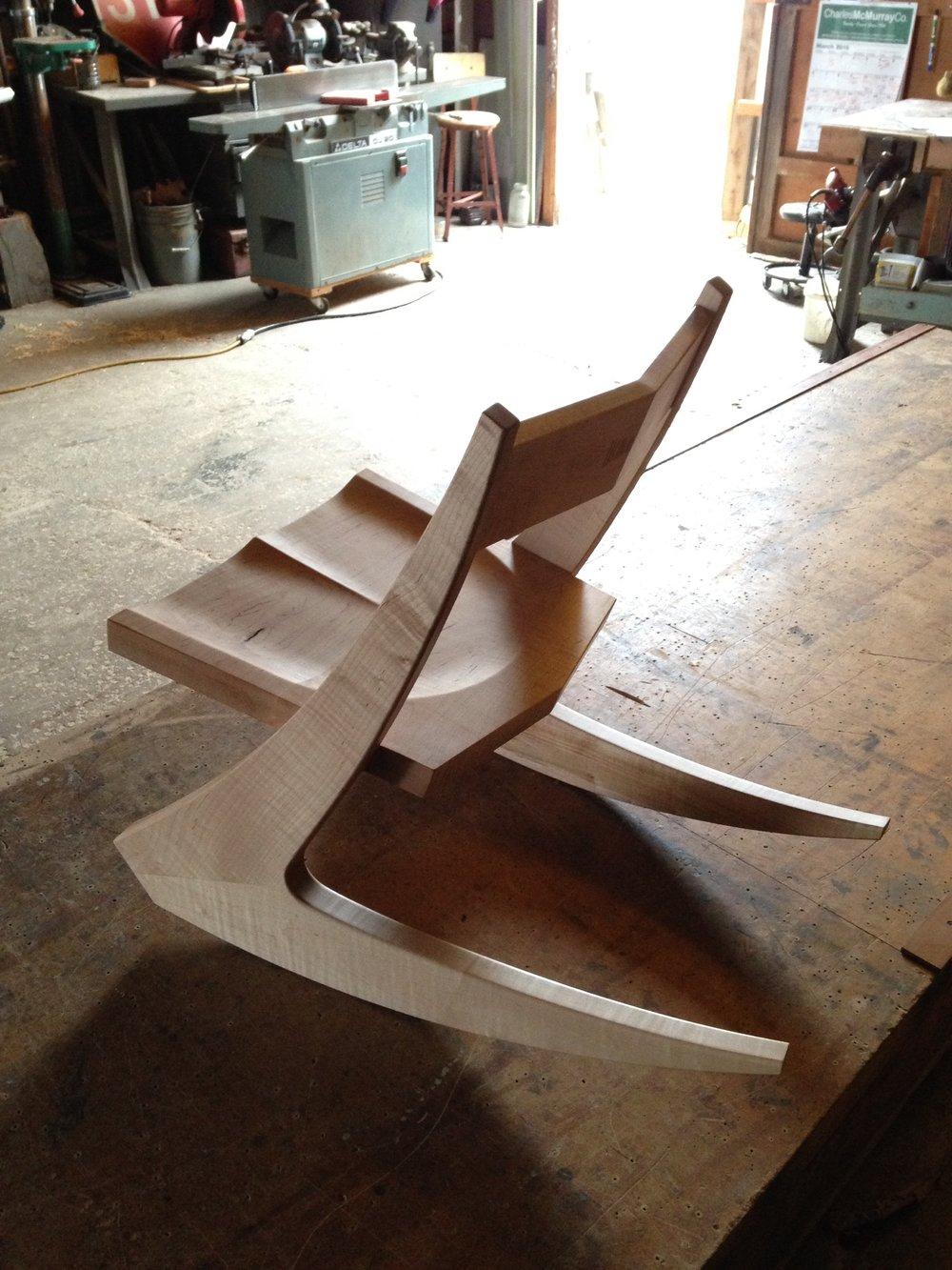ben-riddering-modern-rocking-chair