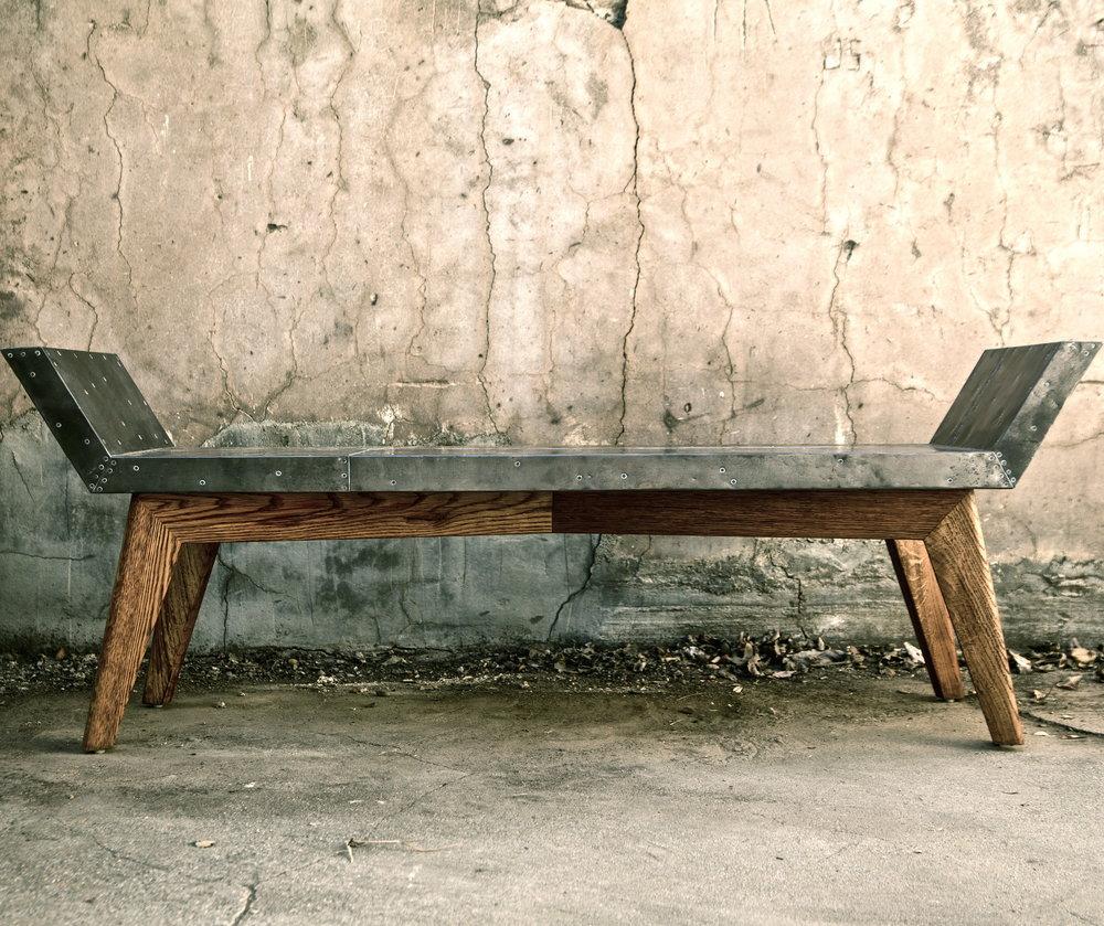 ben-riddering-steel-clad-half-moon-bench
