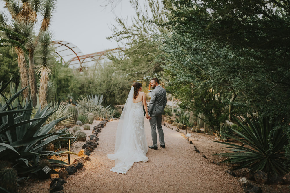 Desert Botanical Garden Wedding Denver Colorado Wedding Photographer Elopements 9