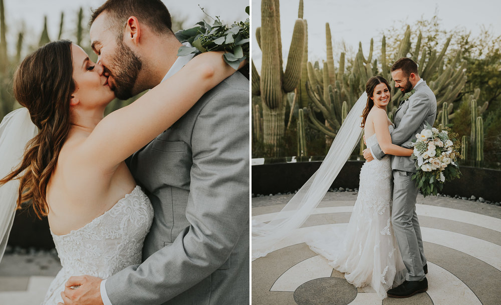 Desert Botanical Garden Wedding Denver Colorado Wedding Photographer Elopements 10