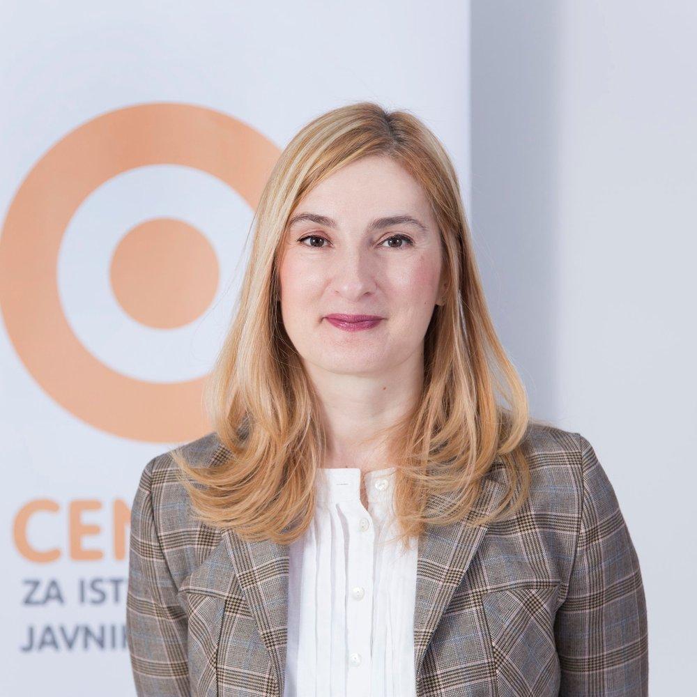 TANJA JAKOBI - COMMUNICATIONS DIRECTOR