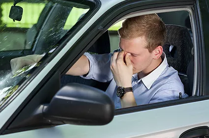 Shoulder and Neck Pain While Driving - Wise Move