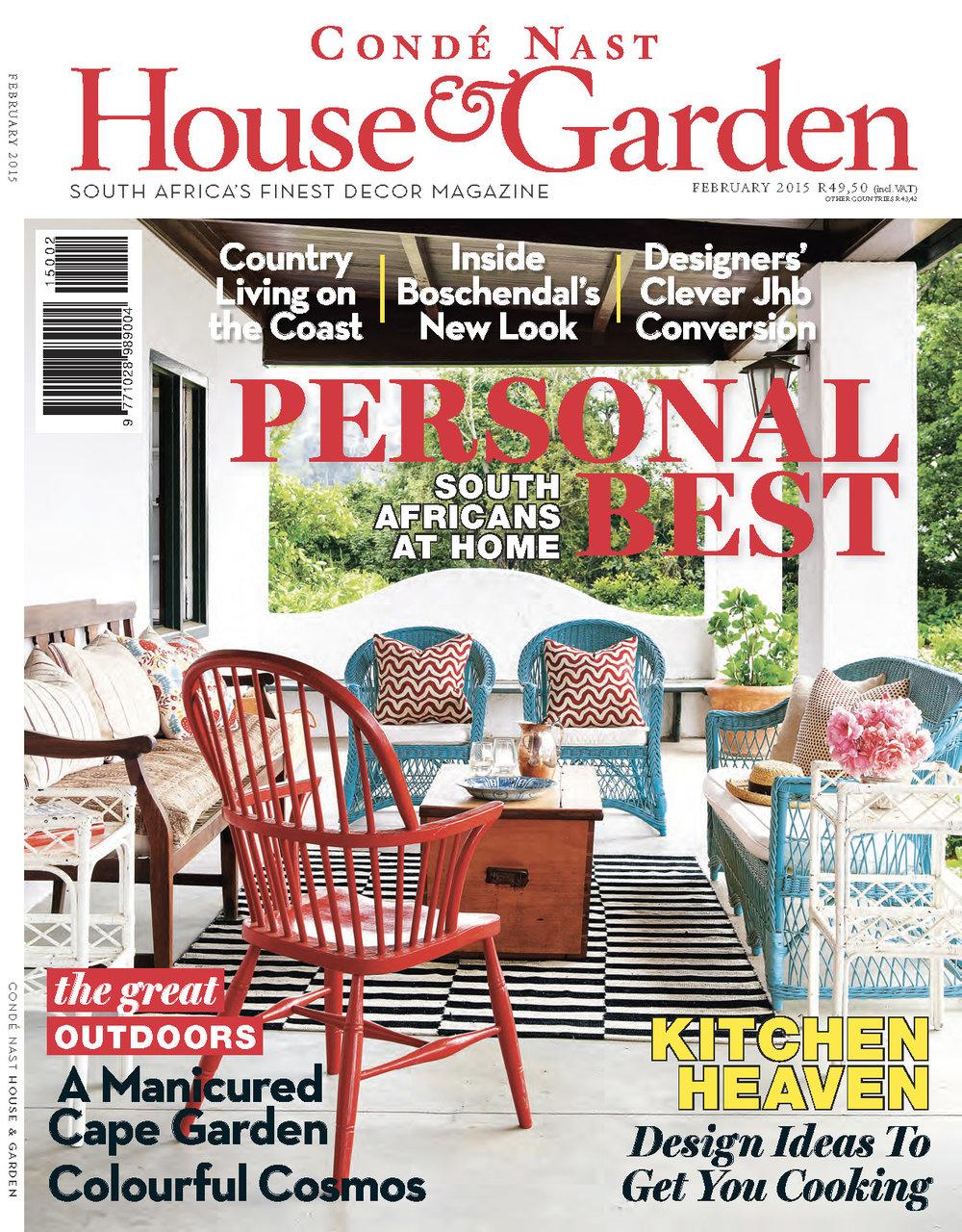 House & Garden 02.2015