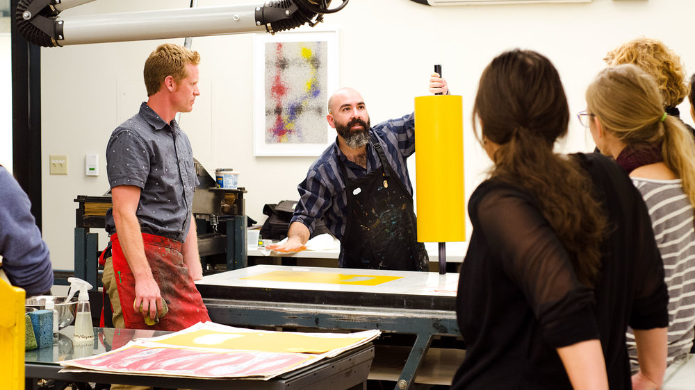 Photo Plate Lithography Demonstration - Wednesday, March 14, 20186:00 PM - 9:00 PMFree to attend.Art Gym Denver1460 Leyden St., Denver, CO 80220