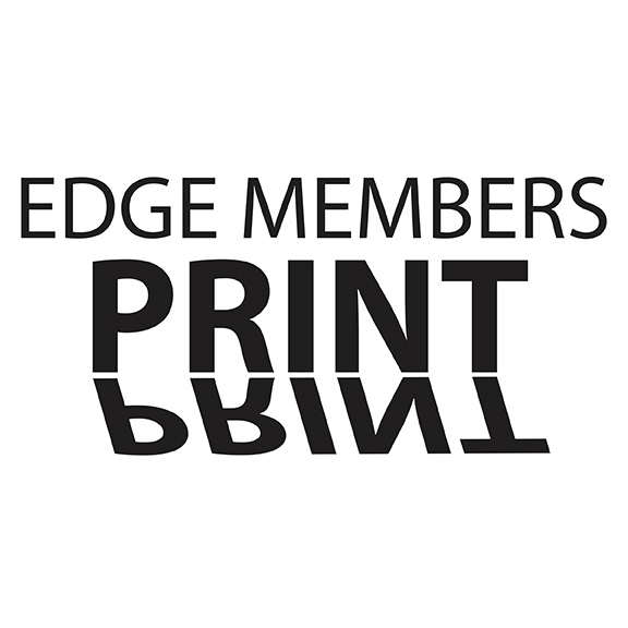 Edge Members Print  - Opening Reception: March 2, 20185:00 PM - 10:00 PMEdge Gallery7001 W. Colfax, La, Co 80214