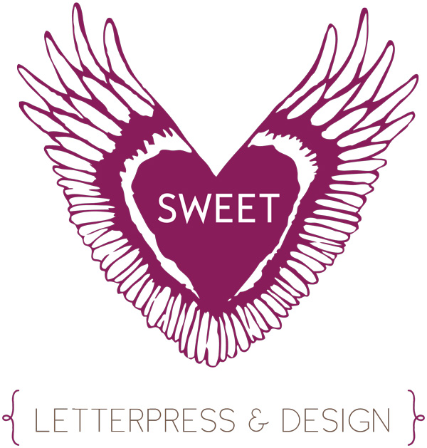 SWEET letterpress & design - 237 Coffman St., Longmont, CO 80503( in the carriage house behind residence)