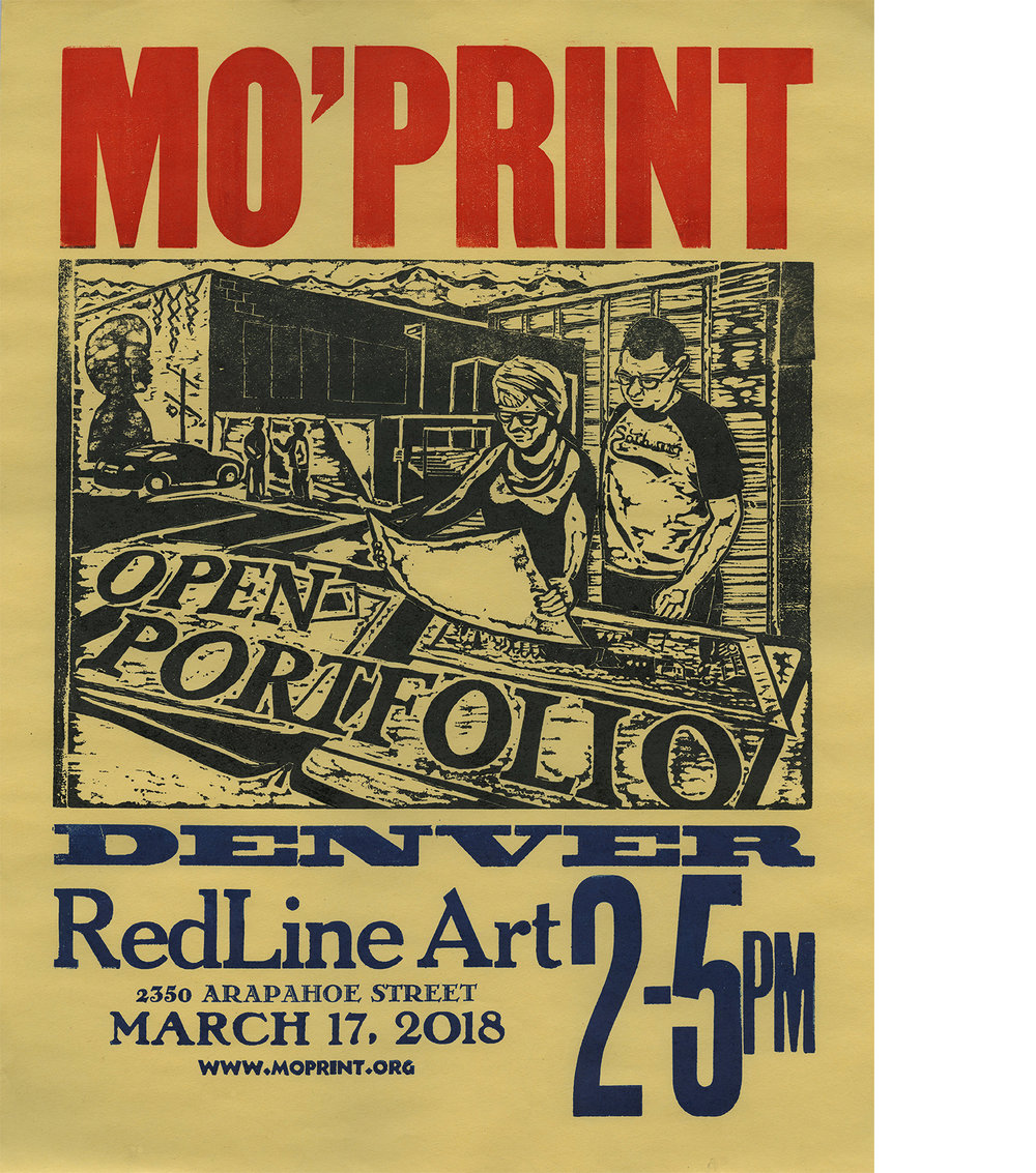 Open Portfolio - Saturday, March 172:00 PM - 5:00 PMFree to attendRedLine2350 Arapahoe St, Denver, CO 80205